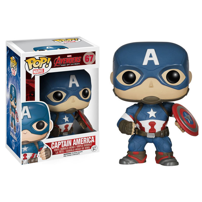 Funko Pop Marvel Avengers: Endgame 8