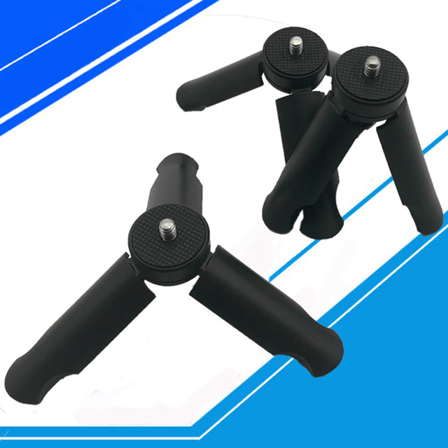 Easy Operation Accessories Mobile Phone Portable Base Handheld Mini Universal Live Broadcast Multipurpose Tripod Stand Holder