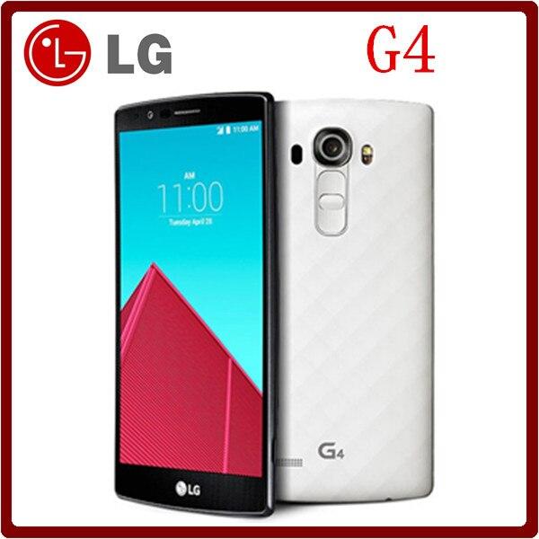 Цена за 2016 Оригинал Разблокирована LG G4 H815 H811 H810 5.5 ''16. 0 МП камера Quad core 3 ГБ RAM 32 ГБ ROM 1080 P Смартфон Бесплатная Доставка