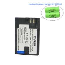 цены на 1pc LP-E6 LP E6 LP-E6N really 2040mAh Camera Battery Built for Panasonic Cell for Canon EOS 6D 7D 5DS 5DSR 5D Mark II IV 5D 60D  в интернет-магазинах