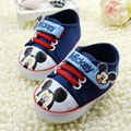 O Envio gratuito de 6 pares/lote Sapatos de Bebê 769