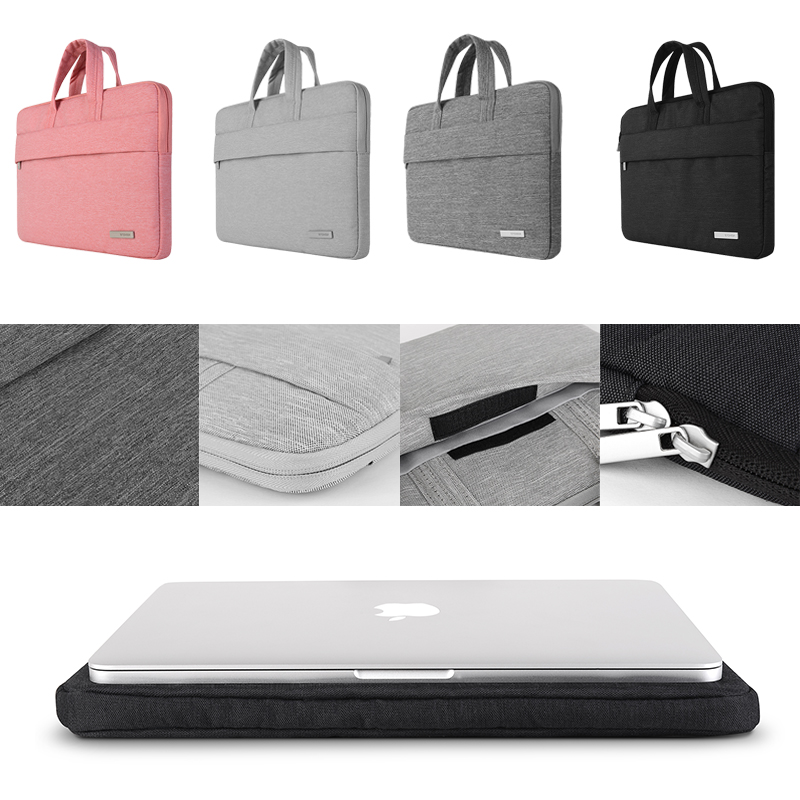 laptop bag for macbook air 13 case Laptop sleeve for macbook pro 13 case notebook bag for Dell/Asus/Lenovo laptop sleeve 15.6