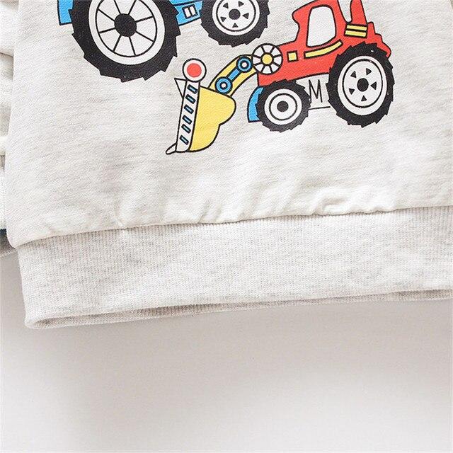 Baby Boy Printed Cotton Sweatshirt 5