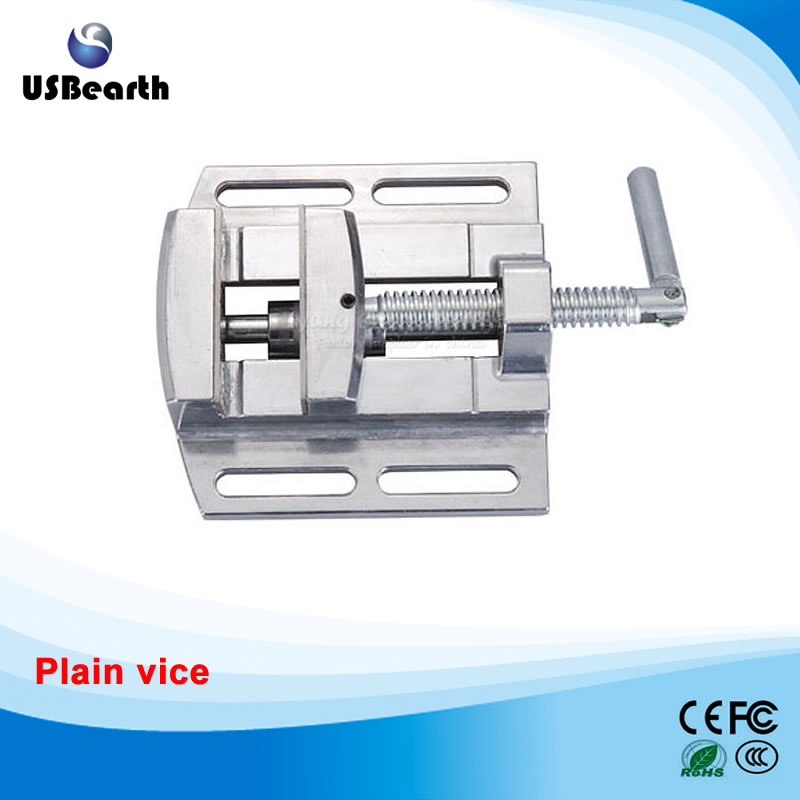 LY 6258 table vice CNC milling machine tool Bench clamp Jaw mini plain vice parallel-jaw vice inherent vice