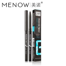 Menow Brand Makeup Eyeliner Fast/Quick Dry Twisted Natural Kajal Pencil Long-lasting Easy to Wear Cosmetic P201 MN