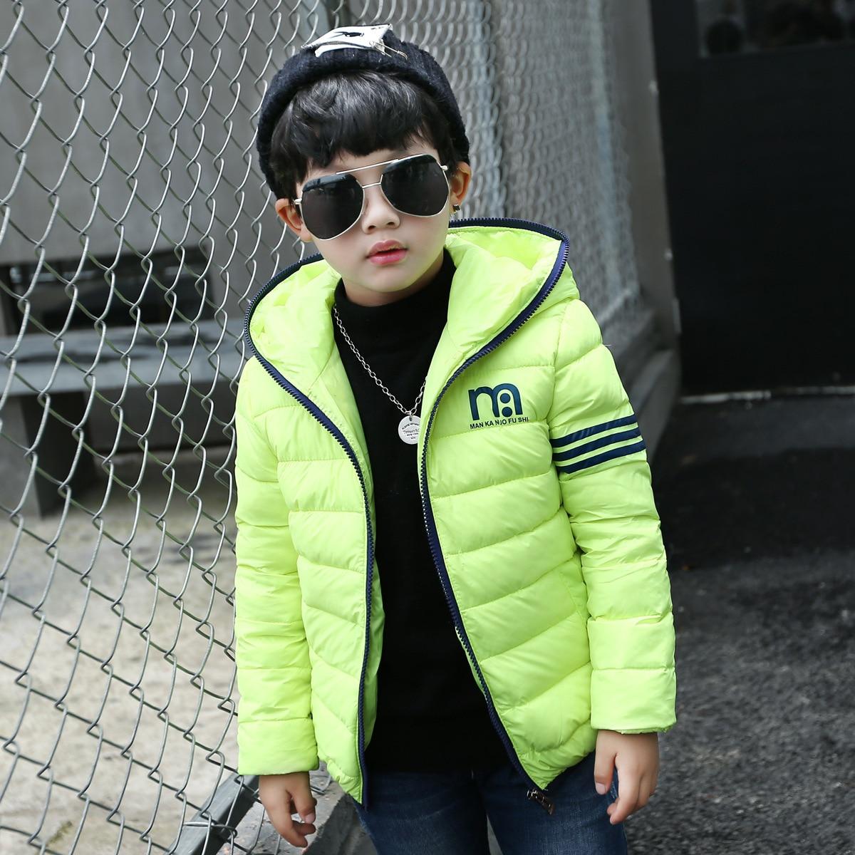 Çocuklar aşağı ceket boy & girl giyim yaş 5-12 yeni çocuk unisex sonbahar & kış ceket kaban çocuk boy & kız sıcak ceket 9806c