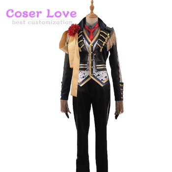 B-project THRIVE Kaneshiro Goushi Cosplay Costume Halloween Christmas Costume