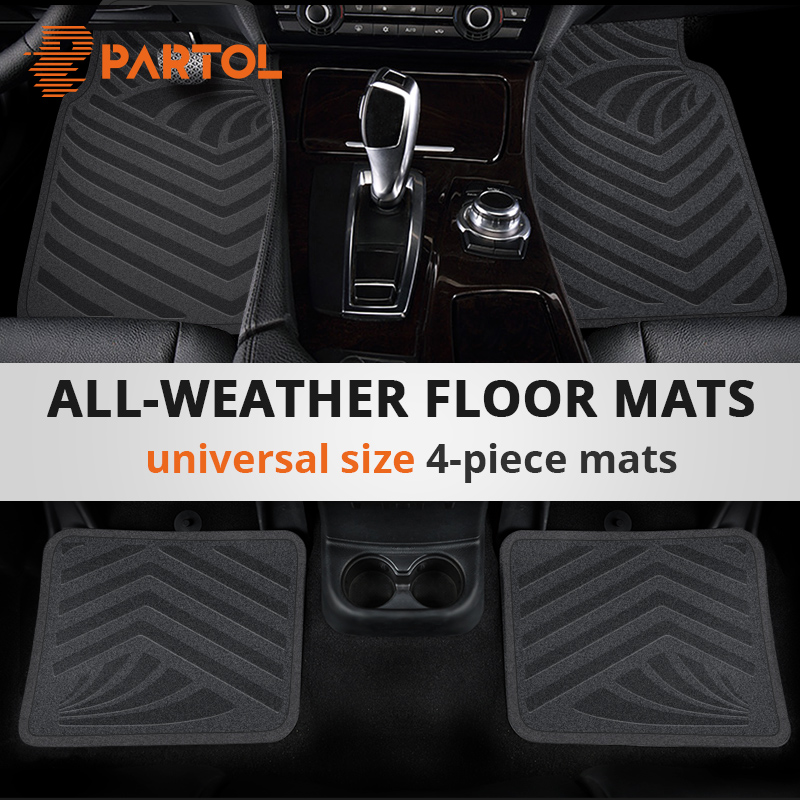 Aliexpress Com Buy Partol Black Universal Car Waterproof