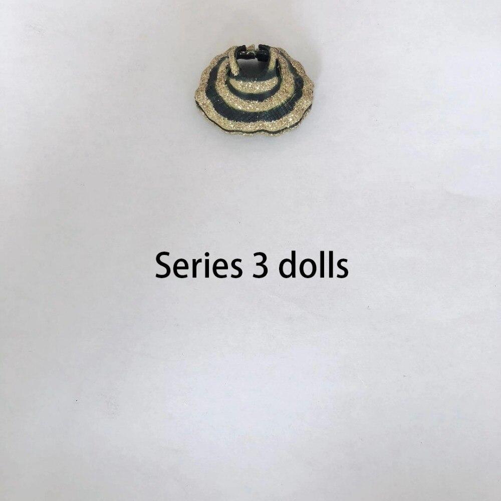 Carino Ragazze Regalo Bambola Sorella Con Uovo Vestiti per le Bambole Accessori della Bambola Del Vinile In Palla Per I Bambini Babay Regali di plastica bambola