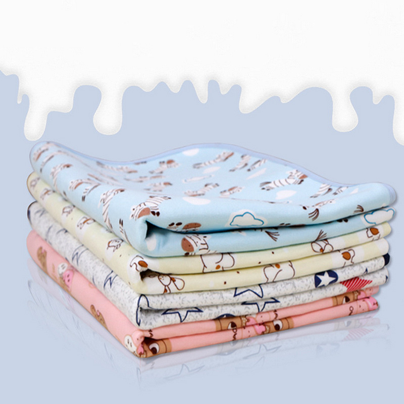 98*74cm Soft Breathable Baby Bed Crib Mounted Bedspread Soft Breathable Baby Bed Mattress Cover Bedding