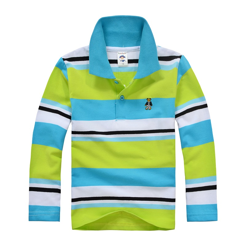 Top quality boys girls clothing for children kids baby toddler big boy t shirt long sleeve cotton shirts 4 6 8 10 12 14 16 years high quality branded boys t shirts children clothing baby t shirt kids clothes long sleeve striped cotton baby boy t shirt