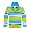 Top quality boys girls clothing for children kids baby toddler big boy t shirt long sleeve cotton shirts 4 6 8 10 12 14 16 years