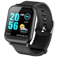 Bluetooth Smart Watch Men Women Touch Screen Heart Rate Monitor Blood Pressure Pedometer Running Sports Fitness Watch Smartwatch