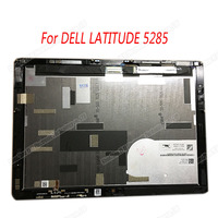 5 PCS 12.3 1920X1280 LCD TOUCHSCREEN ASSEMBLY For DELL LATITUDE 5285 lcd assembly