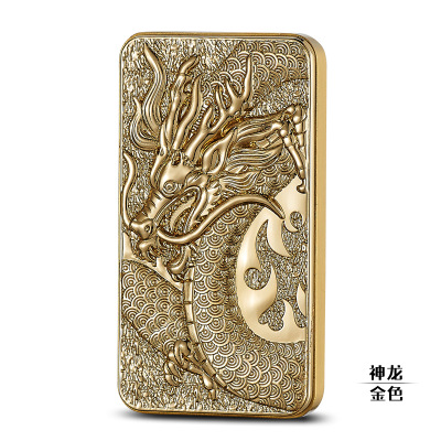 Chinese Dragon Usb Electronic Cigarette Lighter Accepted Symbols