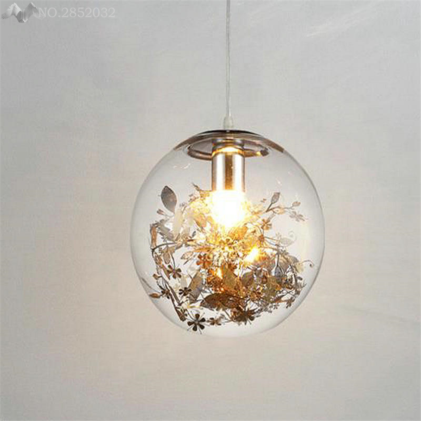 LFH Modern Glass Ball Pendant Lights Living Room Bedroom Minimalist Restaurant Pendant lamp Nordic Clothing Lighting DecorationLFH Modern Glass Ball Pendant Lights Living Room Bedroom Minimalist Restaurant Pendant lamp Nordic Clothing Lighting Decoration