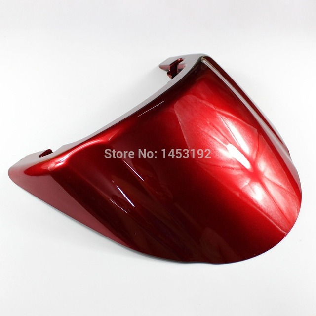 Free Shipping Brand New REAR SOLO SEAT COVER FOR SUZUKI BOULEVARD VZR 1800 2005-2006 M109R 2006-2012 Red