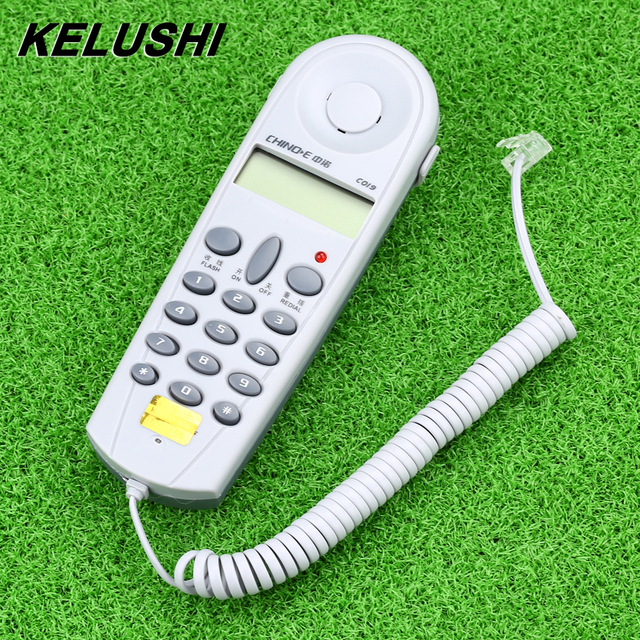 KELUSHI C019 Telephone Phone Line Wire Tracker Network Cable Tester Set