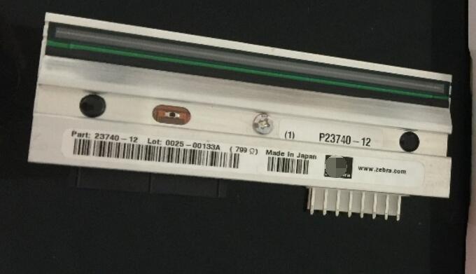 Tête d'impression Zebra 105SL Plus (203 dpi) OEM nouveau compatible (boîte d'origine) de haute qualité, peut imprimer du papier thermique directement