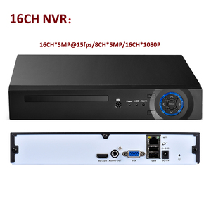 Image 3 - AZISHN 8CH/16CH/32CH CCTV NVR 4MP 5MP 1080P אבטחה H.265/H.264 רשת מעקב וידאו מקליט HDMI VGA FTP 3G XMeye