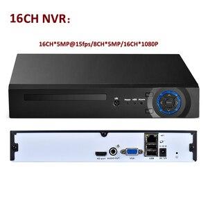 Image 3 - Azishn 8ch/16ch/32ch cctv nvr 4mp 5mp 1080 p 보안 h.265/h.264 네트워크 감시 비디오 레코더 hdmi vga ftp 3g xmeye