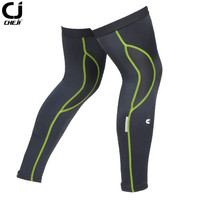 Cheji Brand New Bicycle Bike Cycle Legwarmers MTB Spring Summer UV Warm Cycling Legging Ciclismo Leg