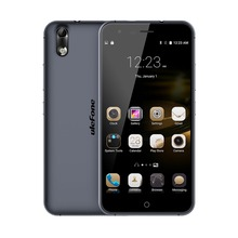 Ulefone Paris Lite Mobile Phone 5 inch HD 1280×720 IPS Android 6.0 MTK6580A Quad Core 1GB RAM 16GB ROM 8MP Cam 3G Smartphone OTG