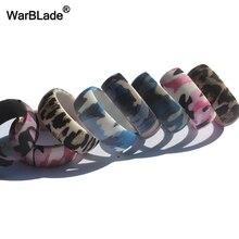 2019 Nieuwe Luipaard Print Siliconen Ring Voor Mannen Vrouwen Trouwringen Hypoallergeen Flexibele Sport Antibacteriële Rubber Vinger Ring