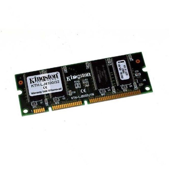 Original C7845A 32MB 100 Pin DRAM DIMM Memory for LaserJet CM1015 CM1017 4000 4100 4200 4300 5000 5100 8000 8100 8150 1200