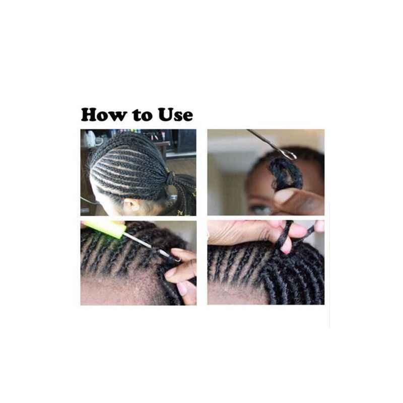 """Роскошный для плетения микро Сенегальские вьющиеся волосы 22 """"32 пряди/pc вязанные пряди Омбре синтетические волосы для наращивания"""