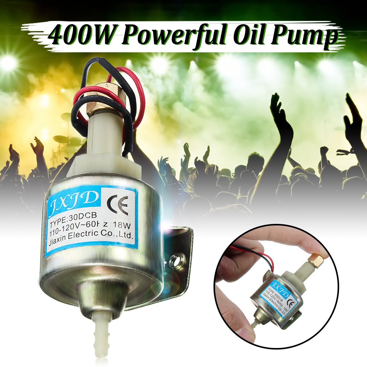 40 30 DCB 18W fog machine pump 400w smoke machine dj equipment Professional stage oil pump