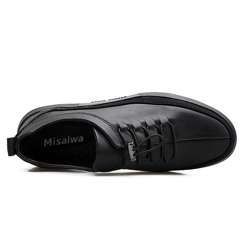 Misalwa White Sneakers For Men Size 38 44 Elastic Band Summer Fall Designer Male Casual Shoes Working Daily Chossure Homme in Men 39 s Casual Shoes from Shoes