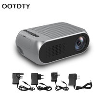 Mini 1080P HD Home Mini Movie Projector Multimedia Cinema Theater LED LCD Pocket