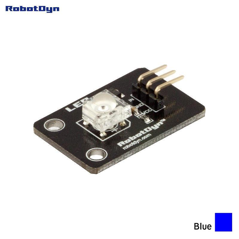 Super-bright color Piranha LED module  (BLUE)