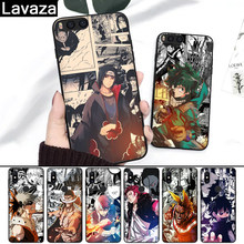 Lavaza Japan Anime My Hero Academia One Piece Silicone Case for Xiaomi Redmi 4A 4X 5A S2 5 Plus 6 6A Note 4 Pro 7 8 k20 Prime Go(China)