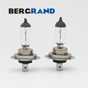 Галогеновая лампа H7 24V 70W для грузовиков, высокая мощность 70W для внедорожников PX26d 3100k, УФ-стоп, автомобильная лампа из твердого стекла, 10 шт.