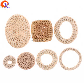 Cordial Design 20Pcs/Bag (Choose Designs) Jewelry Findings/Jewelry Making/DIY/Rattan Charm/Various Shapes/Embellishments/Earring - DISCOUNT ITEM  20% OFF All Category