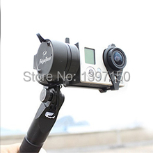 Feiyu Tech FY G3 Steadycam Handheld 2-Axis Brushless Camera Gimbal for Gopro 3/4 Handheld Gimbal for Gopro 3