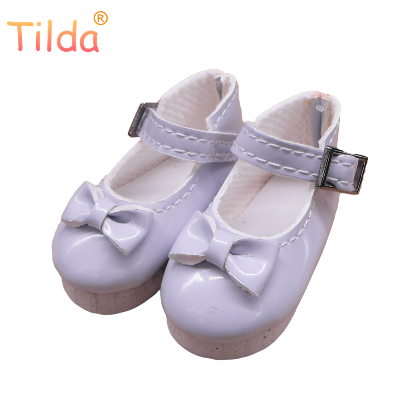 tilda butterfly - Tilda 5.6cm Butterfly Design Bow Tie Doll Shoes For Paola Reina Corolle Dolls Toys,1/6 Mini Doll Shoes for Dolls Accessories
