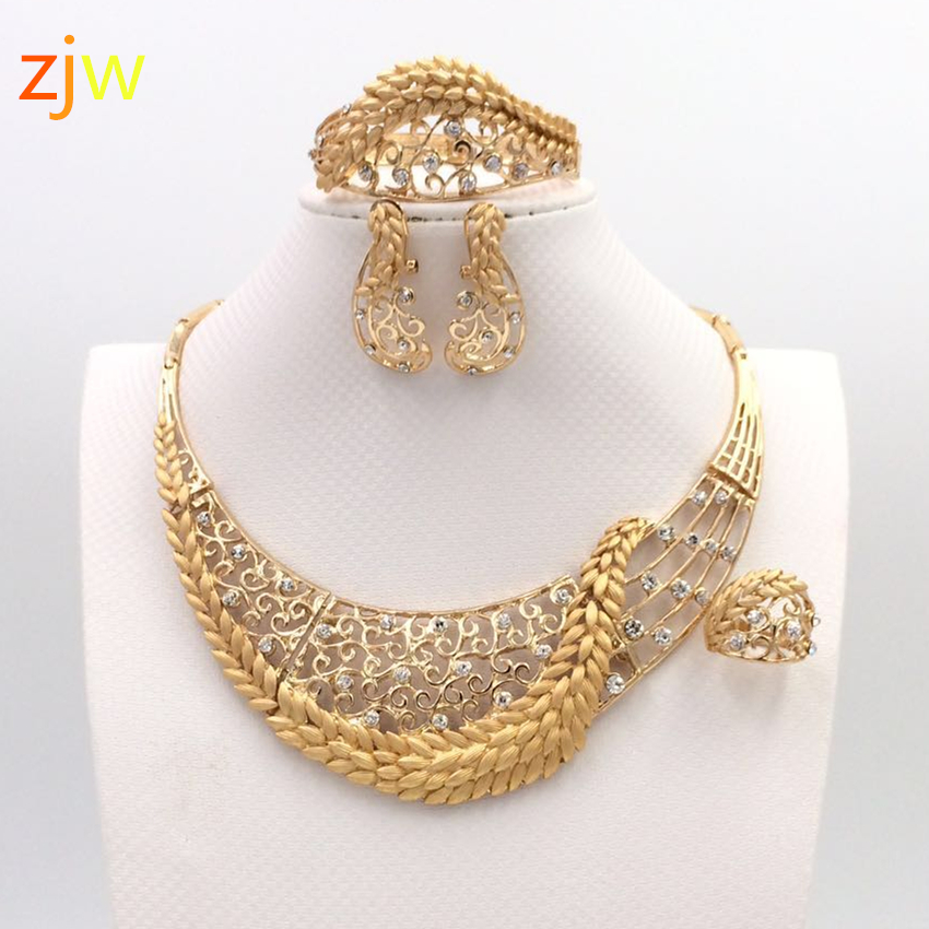 Wonderful Dubai Gold Design For Necklaces Images - Jewelry ...