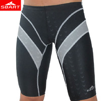 SBART Adult professional Swimming Briefs Men Swimwear Briefs Quick Dry Men's Swimsuit Swimming Trunks Jammers Board Surf Shorts