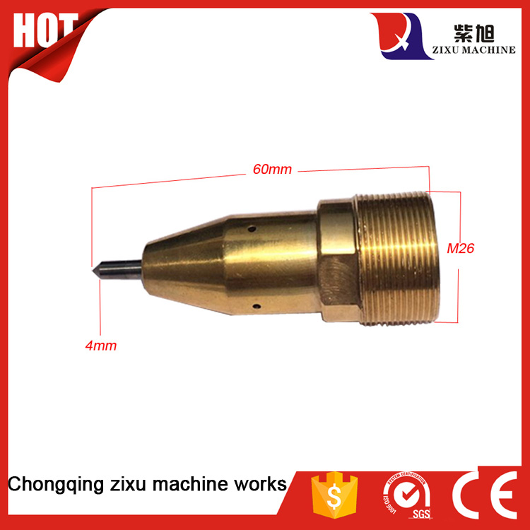 4mm Industrial Fine Alloy Pneumatic Marking Machine Consumables for Dot Peen Marking Machine& free shipping