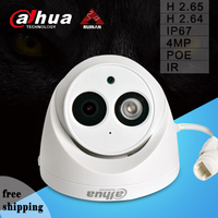 Dahua 4MP IPC HDW4431C A IP Camera H2 65 Built In MIC HD IR 30m Network