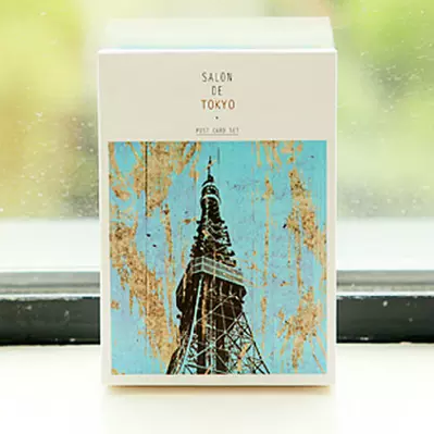 30pcslot romantic city tokyo theme christmas new year greeting card postcards message card gift card in cards invitations from home garden on