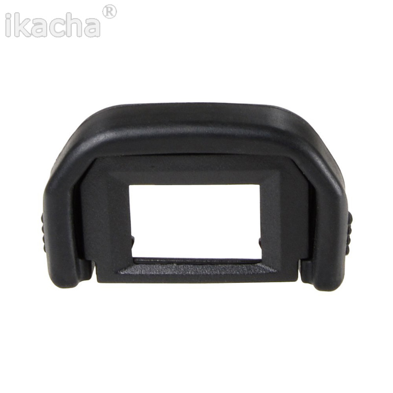 Eyecup EF Rubber for Canon EOS 760D 750D 700D 650D 600D 550D 500D 100D 1200D 1100D 1000D Eye Piece Viewfinder Goggles jjc camera viewfinder eyecup for canon 6d 70d 80d 550d 600d 650d 700d 750d 760d 8000d 1200d 300d replaces ef eb eyepiece