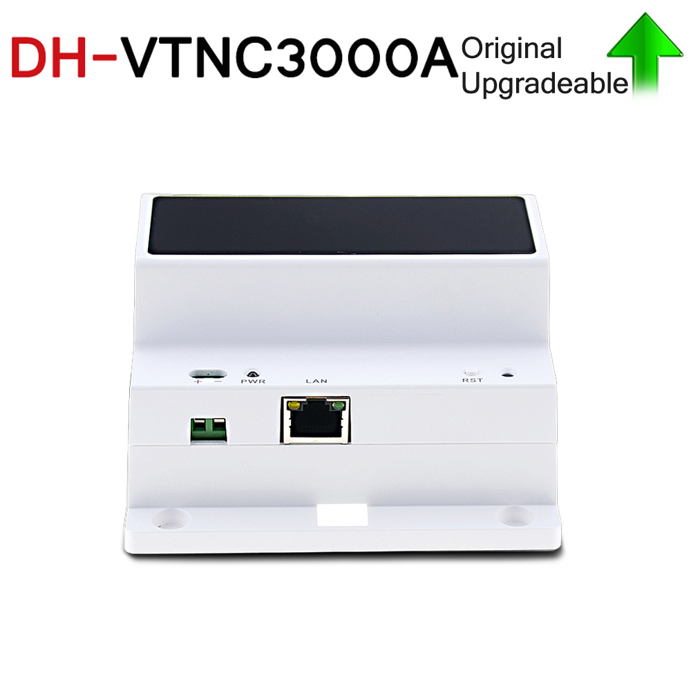 DH VTNC3000A with logo original Door Intercom Accessory 2-Wire Network For VTO2000A-2 VTH1550CHW-2 цены онлайн