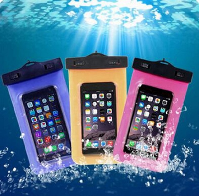 Два вида Стиль сумки водонепроницаемый чехол для iPhone 4 4S 5 5S 5C 6 6S 6 plus Высокое качество доказательство воды Дайвинг сумка