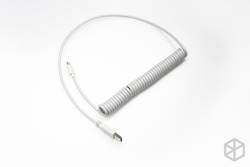 V2 coiled Cable wire Mechanical Keyboard GH60 USB cable
