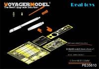 Voyager MODEL 1/35 PE35610 Modern US M48A3 Mod.B Basic (Gun barrel, Machine Gun Include) (For DROGON 3544)