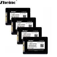 Zheino S1 2 5 Inch SATA 32GB 64GB 128GB 256GB SSD SATA3 Internal Solid Disk Drives